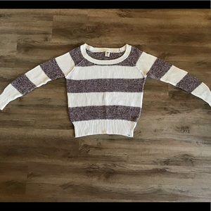 Roxy Scoop Neck Sweater